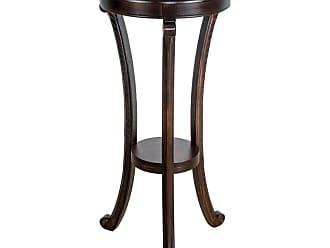 Wayborn 36 in. Pedestal Table - JC007-36