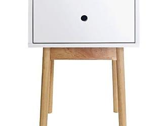 alina table de chevet structure en hva massif - Table Chevet Alinea