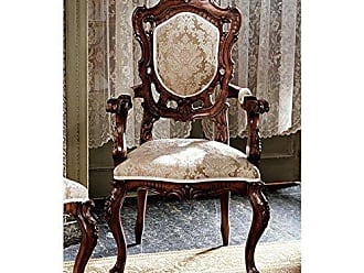 Design Toscano AF1560 Toulon French Rococo Armchair