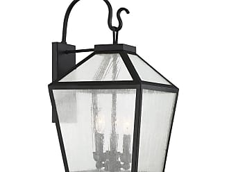 Savoy House 5-101 Woodstock 3 Light 24 Tall Outdoor Wall Sconce with