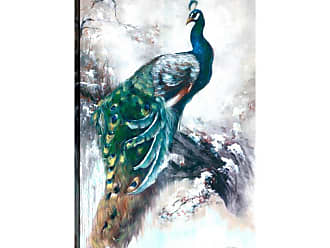 Art Maison Canada Peacock Dance I Wall Art - HAYIMP4780ONL
