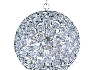 ET2 E24016 Brilliant 16 8 Light Pendant Polished Chrome Indoor