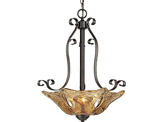 Millennium Lighting Chatsworth 3-Light Pendant in Burnished Gold