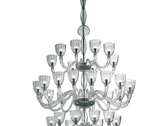 VENINI Martinengo 32-light Chandelier In Crystal By Venini