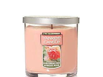 Yankee Candle Company Small Tumbler Candle, Sun-Drenched Apricot Rose