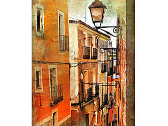 West of the Wind Narania Paseo Canvas Outdoor Art - OU-79131