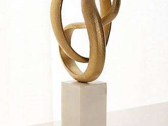 John-Richard Intertwined Sculpture