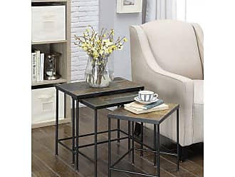 4D Concepts Slate Top Nesting Tables - 601609