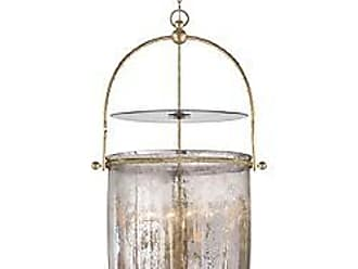 Visual Comfort Lorford Smoke Bell Lantern