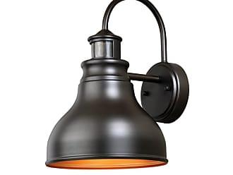 Vaxcel Lighting T0292 Delano Single Light 13-1/4 High Outdoor Wall