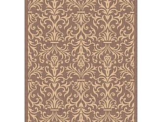 Dynamic Rugs Piazza French Indoor/Outdoor Area Rug Brown - PZ71027423009