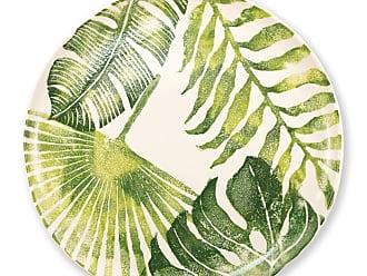 Vietri Into the Jungle Round Platter