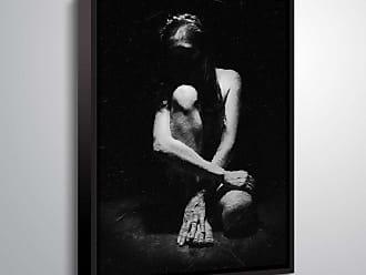 Brushstone The Rational Thinker by Scott Medwetz Framed Canvas - 0MED902A0810F