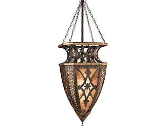 Fine Art Lamps 155749ST Villa 1919 16 Diameter Single-Light Foyer