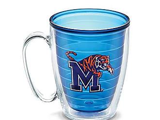Trevis Tervis 1086049 Memphis University Emblem Individually Boxed Mug, 16 oz, Sapphire
