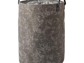 Aquanova Olav Laundry Basket - Silver Grey