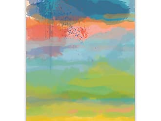 Gallery Direct Coral Sky Acrylic Wall Art - 98164AC000