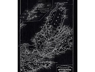 Hatcher & Ethan Inverness Victoria Counties 1878 Map Canvas Art - HE12966_40X60_CANV_XXHD_HE