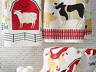 Danica Studio Farmhouse flour-sack towels Set of 3