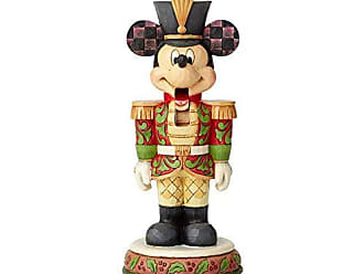Enesco Disney Traditions by Jim Shore Mickey Mouse Nutcracker Figurine, 7, Multicolor