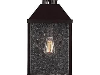 Feiss Lumiere´ 1 Bulb Oil Rubbed Bronze Outdoor Lantern