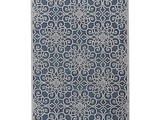 Jaipur Living Rugs Fables Scrolled Patterned Indoor Area Rug Bright White, Size: 9 x 12 ft. - RUG128778