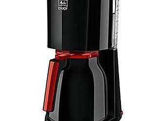 MELITTA 1010-10 Easy Top Therm Steel Filterkaffeemaschine Kaffeeautomat