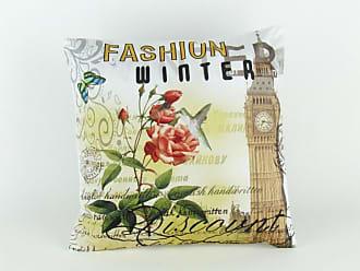 Wayborn Big Ben Winter Fashion Pillow - 11030D