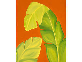 Ptm Images Life in the Tropics I Framed Canvas Wall Art - 9-113457