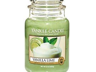 Yankee Candle Company Yankee Candle Large Jar Candle, Vanilla Lime