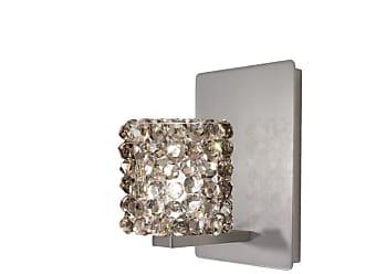 WAC Lighting WS58-G539 Mini Haven Crystal Bead Shade Halogen Wall