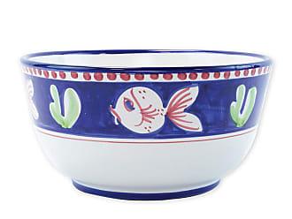 Vietri Pesce Deep Serving Bowl