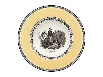 Villeroy /& Boch French Garden Valence Piatto Fondo Bianco//Multicolore Porcellana Premium 23 cm