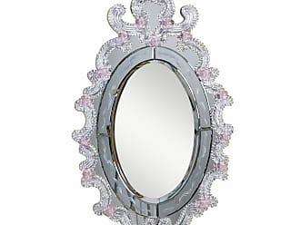 Elegant Lighting Mirror 22.2x1.8x36.2H GR