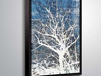 Brushstone In Silence II Wall Art Framed - 6ARY065A0810F