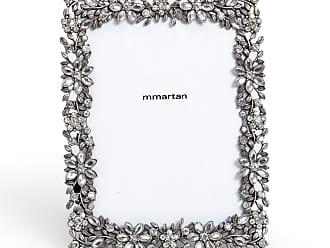 Mmartan Porta-Retrato Moldura com Flores