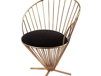 Dimond Home Iron Taper Wire Chair