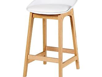 Барный стул белый di lazzaro asia sgabello bianco lux