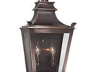 Troy Lighting Dorchester Flush Outdoor Wall Sconce