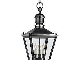 Visual Comfort Sussex Outdoor Hanging Lantern Pendant
