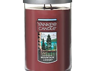 Yankee Candle Company Yankee Candle Large 2-Wick Tumbler Candle, Mountain Lodge