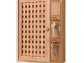 Ø 9 x H 33 cm 7-teilig Zeller 25274 Küchenutensilienhalter Bamboo