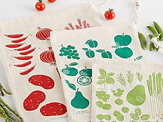 Danica Studio Market harvest reusable bags Set of 3