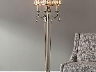 John-Richard Marquise Crystal Floor Lamp