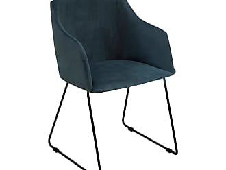 Chaises pour Salle À Manger en Bleu - Maintenant : jusqu\'\'à −62 ...