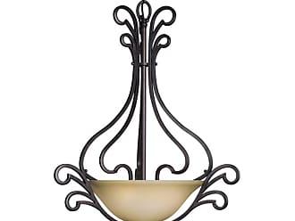Woodbridge Lighting 22020-BOR Palermo Single Light 23-3/4 Wide Single