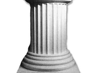 Orlandi Statuary Tarranto Column - F217SHORTCOMMCOL