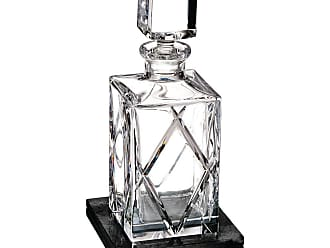 Waterford Olann Square Decanter with Marble Coaster