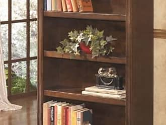 Ashley Furniture Hamlyn 53 Bookcase, Medium Brown