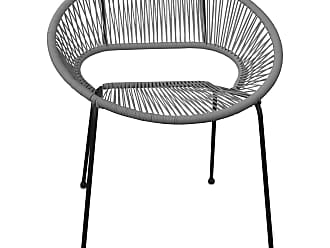 Harmonia Living Outdoor Harmonia Living Acapulco Patio Dining Chair - HL-ACA-DSC-SGB